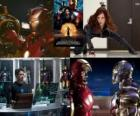 Iron Man 2, to film superhero