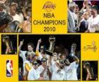 Mistrzowie NBA 2010 - Los Angeles Lakers -