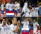 Nederland - Slovenská Rep, mecze ósmej, RPA 2010