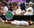 Wimbledon 2010 Rafael Nadal Champion