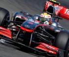 Lewis Hamilton - McLaren - Silverstone 2.010