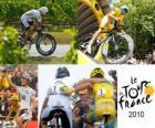 W 2010 roku Tour de France Alberto Contador i Andy Schleck