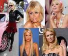 Paris Hilton jest ekonomista, autor, modelka, aktorka, projektanta i wykonawcy.