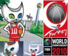 Bascat Pet Koszykówka Mistrzostwa Świata w Turcji 2010