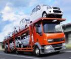 Transport ciężarowy samochodów