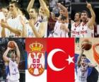 Serbia - Turcja, półfinały, 2010 FIBA World Turcji
