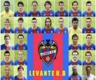Zespół Levante Walencja 2010-11