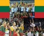 Litwa, 3. miejsce 2010 FIBA World, Turcja