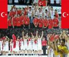 Turcja, 2. miejsce 2010 FIBA World, Turcja