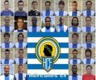 Zespół Hércules Alicante 2010-11