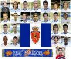 Zespół Real Saragossa 2010-11