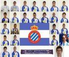 Zespół Espanyolu Barcelona 2010-11