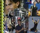 Rafael Nadal 2010 US Open