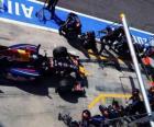 Sebastian Vettel - Red Bull - Monza 2010