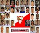 Zespół Sevilla FC 2010-11