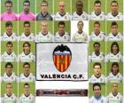Zespół Valencia CF 2010-11