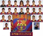 Zespół FC Barcelona 2010-11