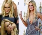 Lindsay Lohan jest aktorka, modelka i piosenkarka amerykańska.