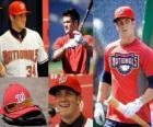 Bryce Harper baseballistą Washington Nationals