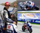 2010 World Champion MotoGP Jorge Lorenzo