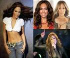 Jennifer Lopez jest aktorka, piosenkarka, tancerka, projektantka mody i USA