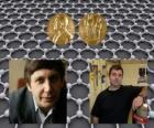 Nagroda Nobla w dziedzinie fizyki 2010 - Andriej Gueim i Novosiolov Konstantin -