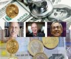 Nagroda Nobla w dziedzinie ekonomii 2010 - Peter A. Diamond, Dale Mortensen T. i Christopher A. Pissarides -