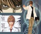Light Yagami znany również jako Kira, główny bohater anime Death Note