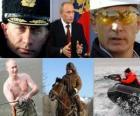 Drugi prezydent Władimir Putin w Rosji od czasu rozpadu Związku Radzieckiego