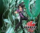 Shun i jego Bakugan Ventus