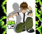 Ben Tennyson jest chłopiec Ben 10