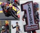 2010 125 cc Marc Marquez mistrzem świata