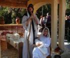 Maryi, Józefa i Dzieciątka Jezus w żłobie życia