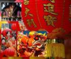 Chiński Nowy Rok obchodów