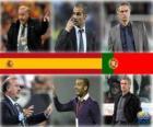Nominowany do FIFA World Coach of the Year dla Piłka nożna mężczyzn 2010 (Vicente del Bosque, Pep Guardiola, José Mourinho)