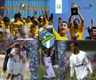 Club Social y Deportivo Comunicaciones mistrzem Apertura 2010 (Gwatemala)