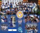 Isidro AD Metapan Champion Apertura 2010 (El Salvador)