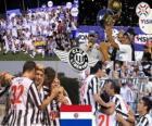 Club Libertad Clausura 2010 Champion (Paragwaj)