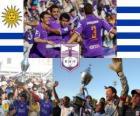 Defensor Sporting Club mistrz Torneo Apertura 2010 (Urugwaj)