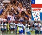 Club Deportivo Universidad Católica Champion Ogólnopolskiego mistrzostwo 2010 (Chile)