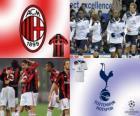 FLiga Mistrzów mecze ósmej 2010-11, AC Milan - Tottenham Hotspur FC