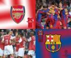 FLiga Mistrzów mecze ósmej 2010-11, Arsenal FC - FC Barcelona