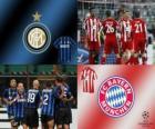 FLiga Mistrzów mecze ósmej 2010-11, FC Bayern Munchen - FC Internazionale Milano