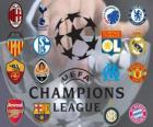 FLiga Mistrzów mecze ósmej 2010-11