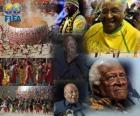 2010 FIFA Nagroda dla prezydenckiego arcybiskupa Desmonda Tutu