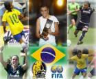FIFA Women's World Player of the Year 2010 Zwycięzca Marta Vieira da Silva