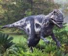 Megalozaur był dwunożnym drapieżnikiem około 9 metrów długości i około tony wagi