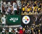 Mistrzostwa AFC Final 2010-11, New York Jets Pittsburgh Steelers vs