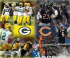 NFC Championship Final 2010-11, Green Bay Packers vs Chicago Bears