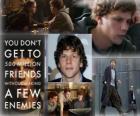 Jesse Eisenberg nominowany do Oscara 2011 za najlepszą rolę męską dla The Social Network
